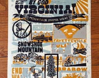 Mountain Mama Print