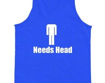 Needs Head Tank Top