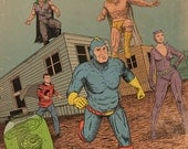 The Not So Golden Age: Issue #1