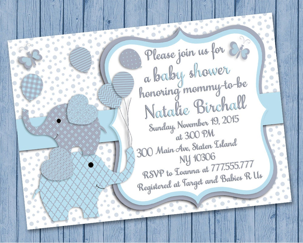 Divine image pertaining to printable baby boy shower invitations
