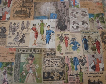 Fabric designers / fashion / vintage