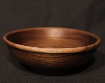 American Black Walnut Bowl. Small Walnut bowl.