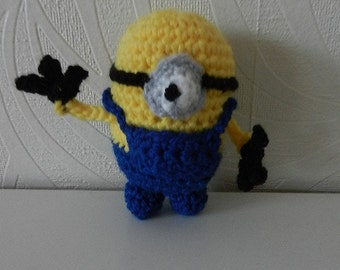 Handmade Minion inspired Plush toy