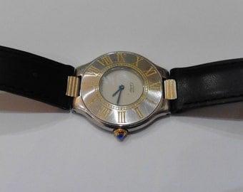 Ladies Cartier Watch
