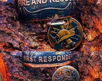 Fire Rescue Ring