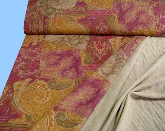 LINEN fabric - double weave... 2nd choice (507556)