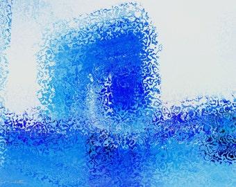 Arc Di Triomphe in Blue
