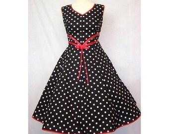 Petticoat dress dress black
