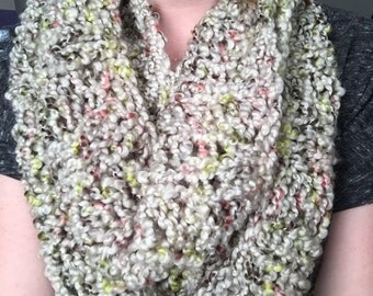 Blossom Double Wrap Infinity Scarf