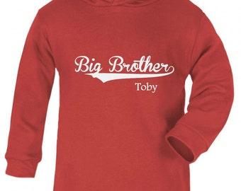 Big Brother / Sister Hoodie