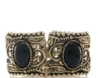 Silver Ornamental Filagri Bracelet
