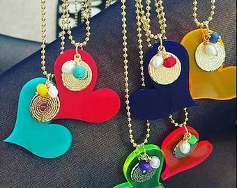 Our Father Heart Necklace
