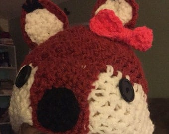 Fox or Vixen Hat