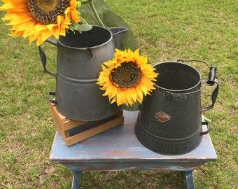 Old Graniteware Coffeepot