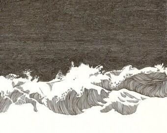 The Sea / La Mer