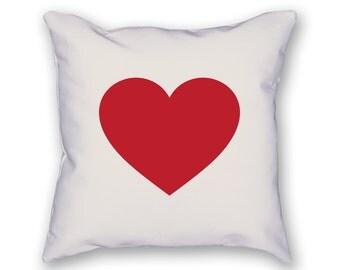 Heart Pillow – Valentine's Day Pillow
