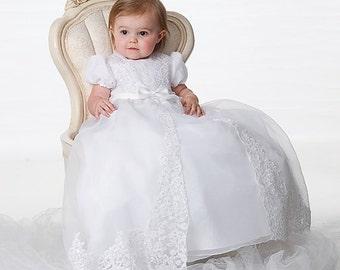 BIANCA MIELE Christenning Gown Baptism Dress