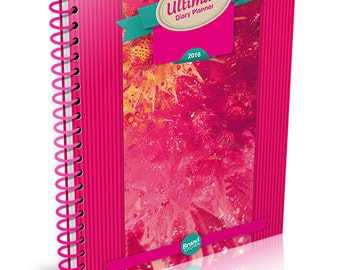 Ultimate Diary Planner 2016 (A4)