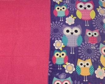 Towel Pants: Owl