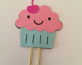 Cupcake paperclip