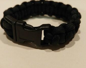 Paracord Single Cobra Bracelet