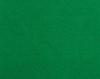 70 - Christmas Green - Merino Wool Felt
