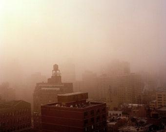 New York Fog I