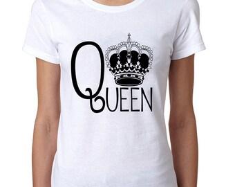 Voxx  Women's Queen T-Shirt