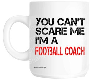 Football Coach Novelty Gift Mug shaniz13