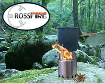 Camping Stove - Light Weight Camping and Backpacking Stove