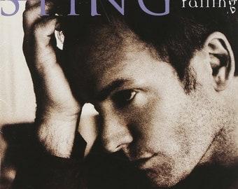 Sting- Mercury Falling CD (1996)