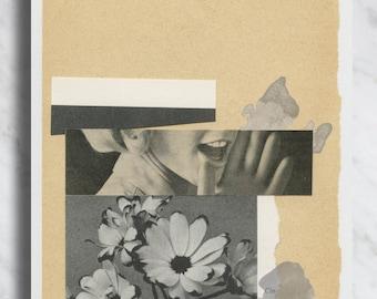 4x6 Speaking Flowers Print
