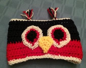 Hooty Owl Earwarmers