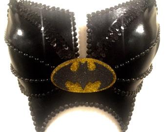 Batgirl / Batman Costume Top