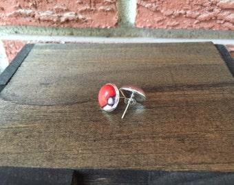 Pokemon - Pokeball Earrings