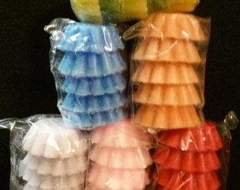 Scented Wax Melts (melties or tarts)