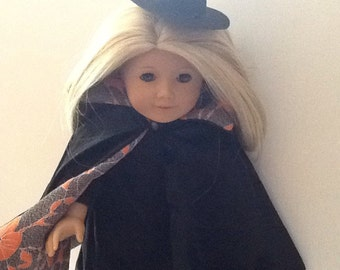 American Girl Doll Witch Halloween Costume