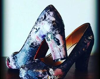 Villain shoes