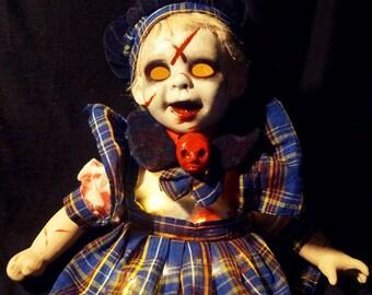 Vintage Voodoo Doll