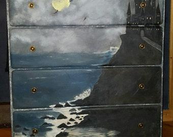 Dracul Gothic Dresser
