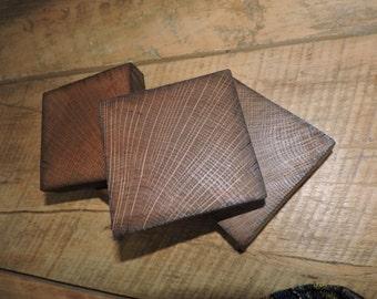 Reclaimed Lumber Coasters