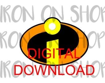 Large Incredibles Digital Download