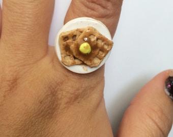 Waffle Ring