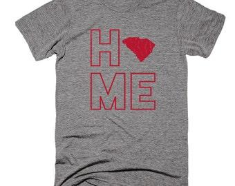 South Carolina Home Triblend Super-Soft T-Shirt