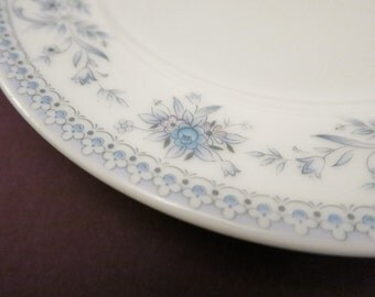 Noritake Blue Hill Plate