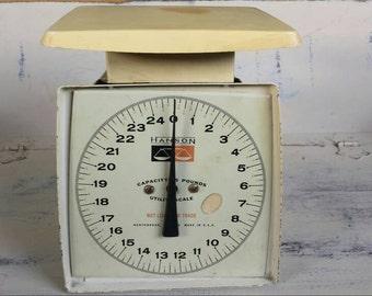 Vintage Hanson Scale 25 LB Capacity