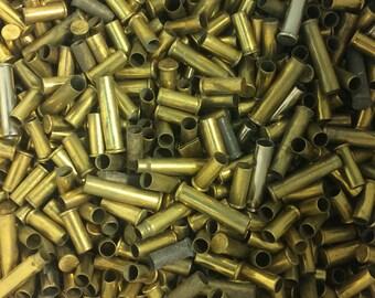 Bulk Rimfire Brass bullet casings, ideal for crafts!