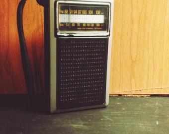 Vintage sanyo 2 band 5055