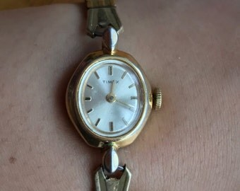Vintage Women's Timex wind(no battery)