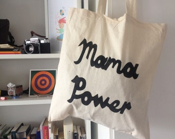 Mama power tote